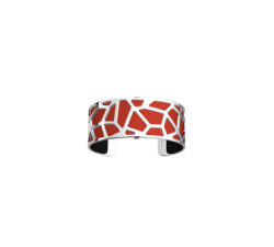 Bracelet by Les Georgettes Girafe 25 mm_red
