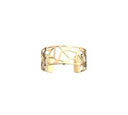 Bracelet by Les Georgettes Girafe 25 mm. Golden