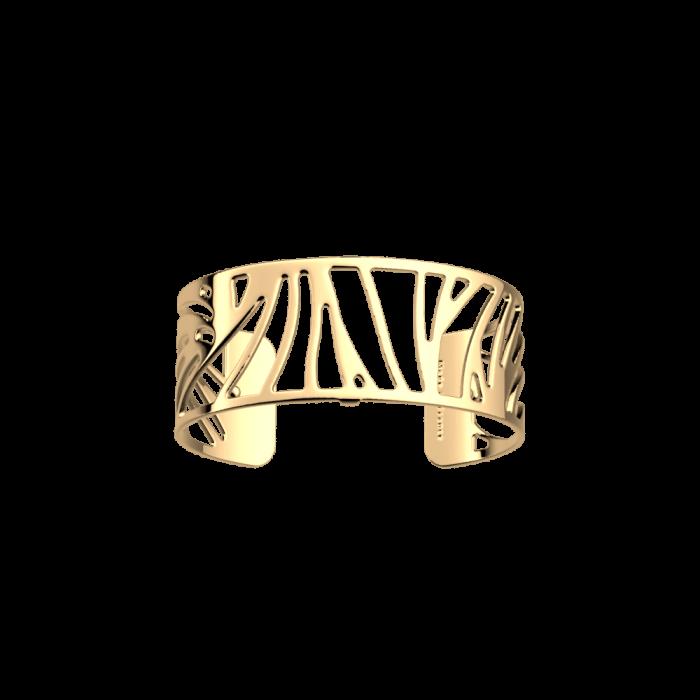 Bracelet Perroquet 25 mm. Golden