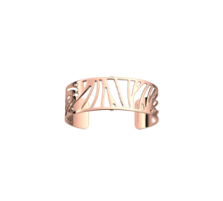 Brazalete de Les Georgettes Perroquet 25 mm. Oro rosa