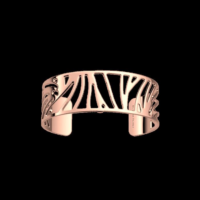 Brazalete Perroquet 25 mm. Oro rosa
