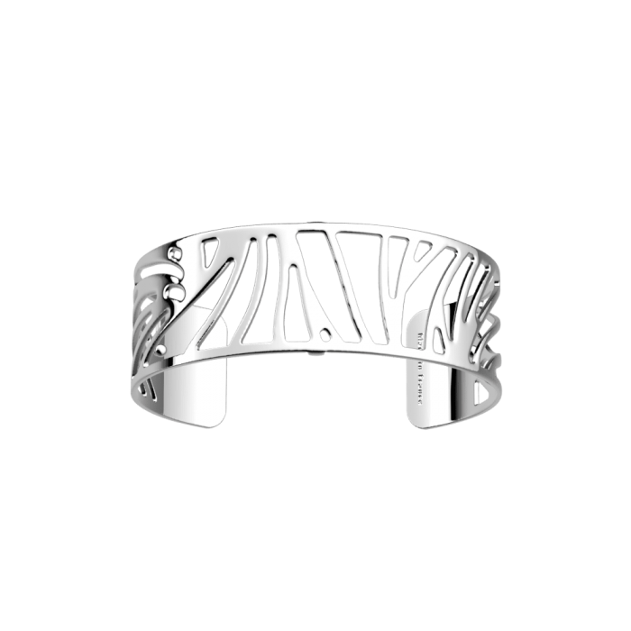 Bracelet Perroquet 25 mm. Silver