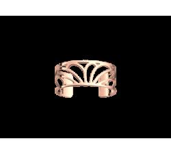 Bracelet Rosée 25 mm. Pink gold