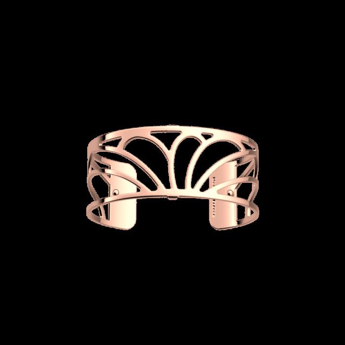 Brazalete Rosée 25 mm. Oro rosa
