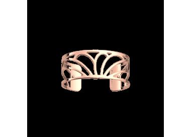 Brazalete de Les Georgettes Rosée 25 mm. Oro rosa