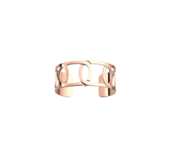 Bracelet by Les Georgettes Maillon 25 mm. Pink gold