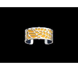Bracelet by Les Georgettes Fougères 25 mm_sun