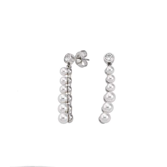 Earrings Arabesque