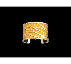 Brazalete dorado Fougères color Sun
