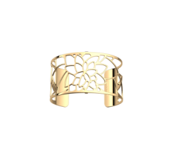 Bracelet Nénuphar. Golden