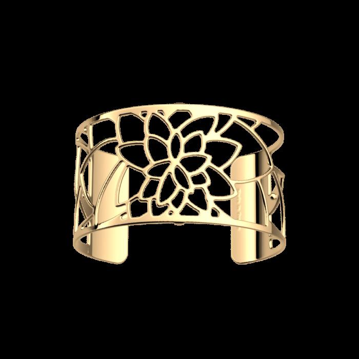 Brazalete dorado Nénuphar