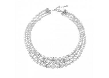 Collar de perlas Majorica Carina 2