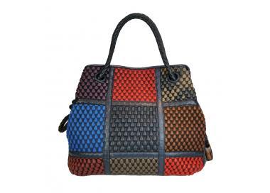 Bolso de cuero Bucket Bag Surprise Large