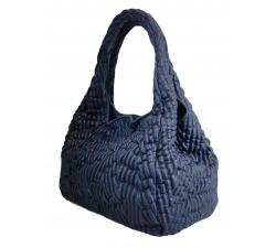 Tissa Fontaneda handbag Simple Matter Space Leather_blue_profile