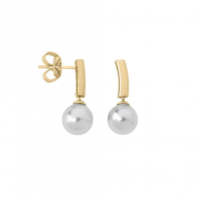 Earrings Espiga Dorado