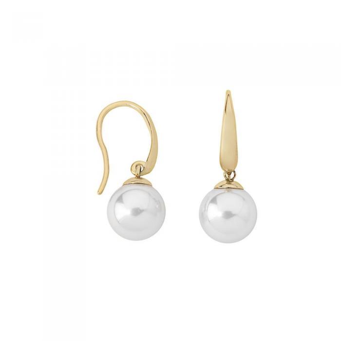 Earrings Medium Golden