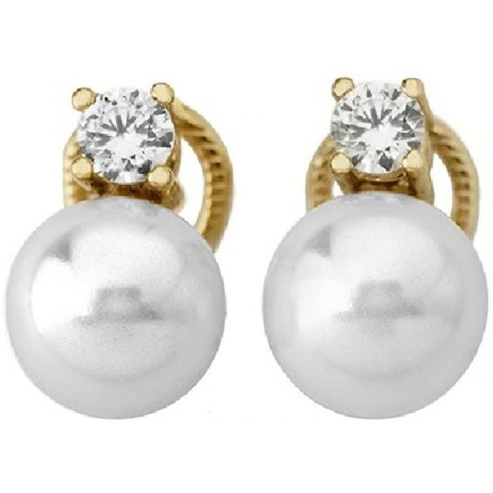 Earrings Diva Golden