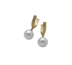 Pearl Earrings Eternal