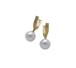 Pearl Earrings Eternal