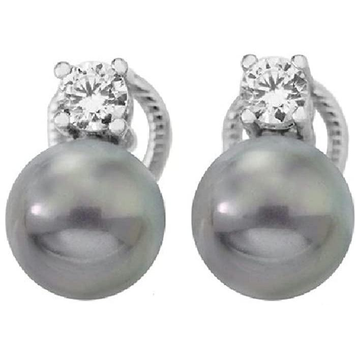 Earrings Diva Gray