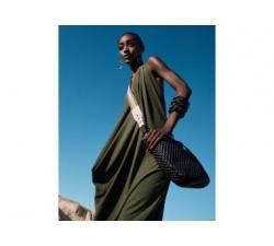 Modelo con la bandolera Liberty_Tissa Fontaneda