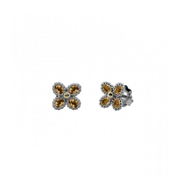 Earrings Allegria Flower