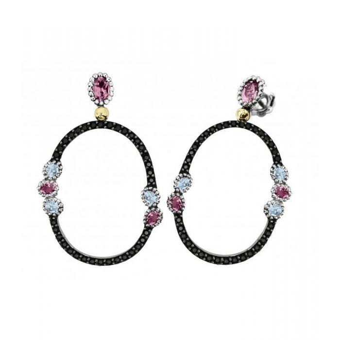 Earrings Allegria Hoop