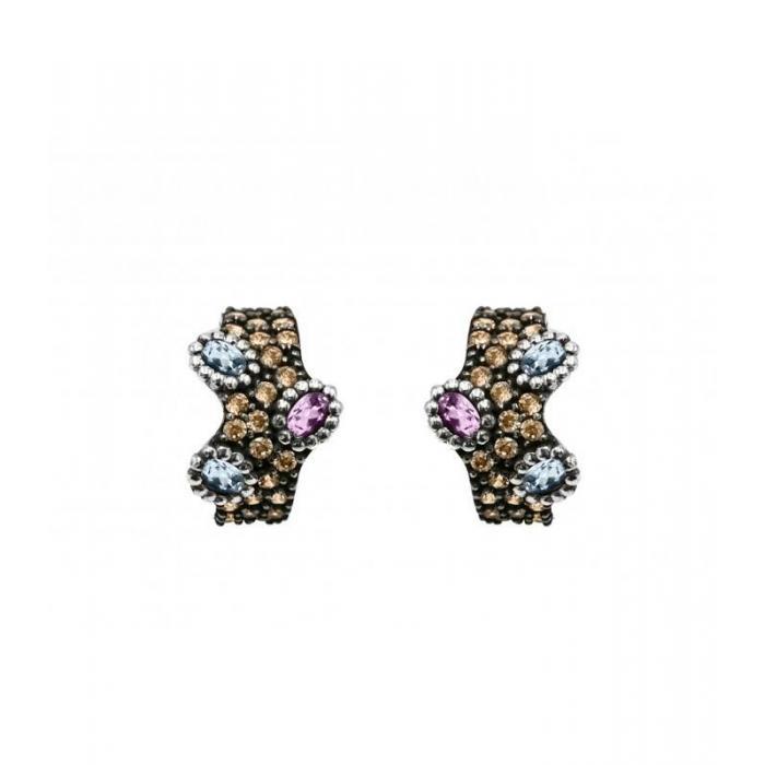 Earrings Allegria y Gemstone
