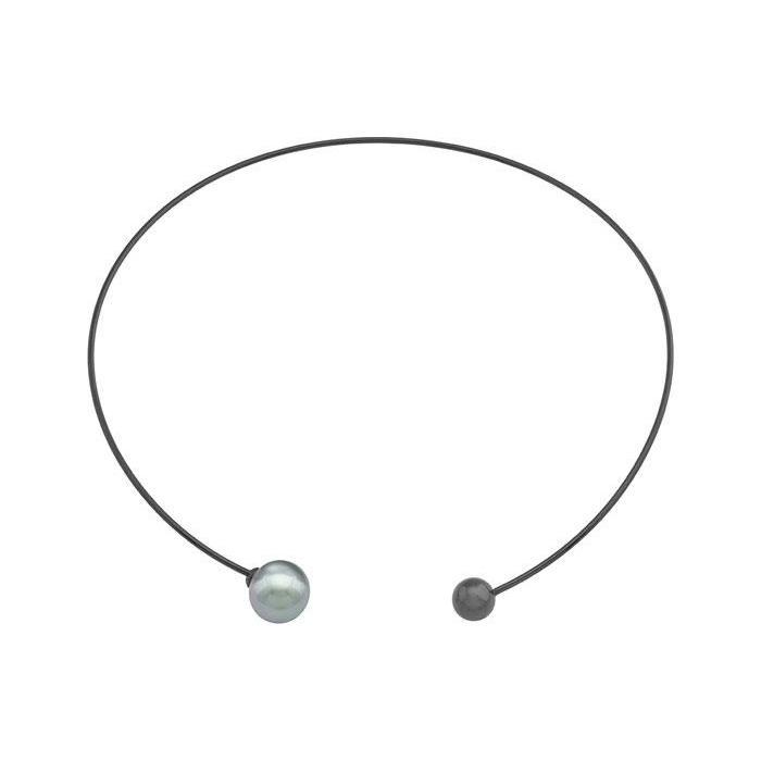 Necklace Ela Gris