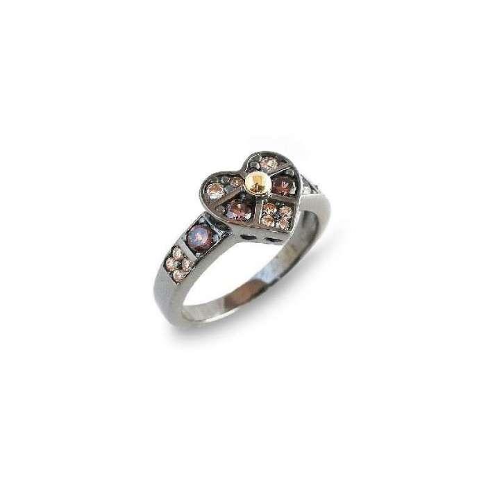 Ring Choco Cool. Corazón