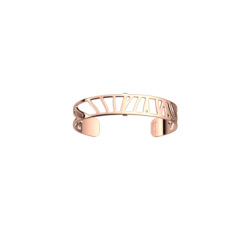 Brazalete Les Georgettes Perroquet 14 mm_oro rosa