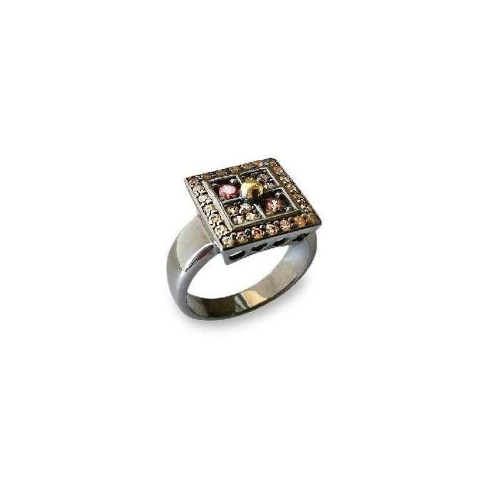 Ring Choco Cool. Rectangular 3