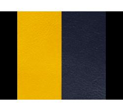 Piel/Cuero color Sun / Marino