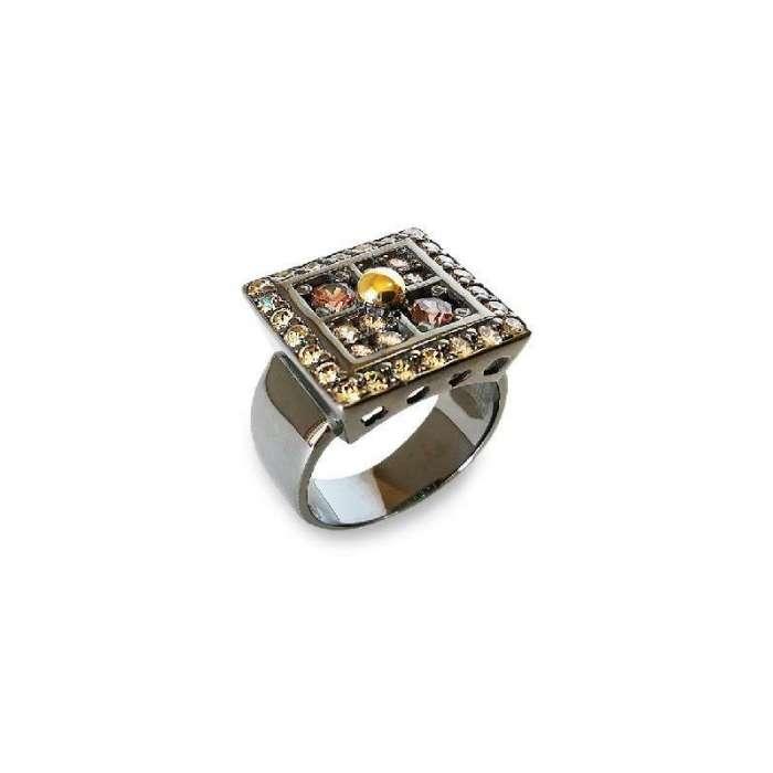 Ring Choco Cool. Rectangular 4