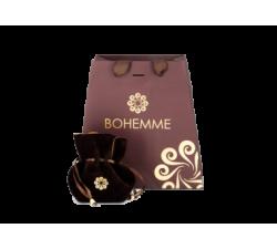 Caja del Colgante largo de plata  Bohemian Spirit II
