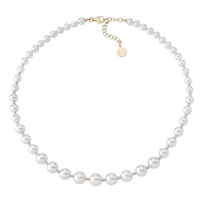 Necklace Lira  6 - 10 mm