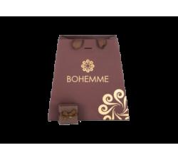 Caja de los Pendientes de plata Bohemian Spirit I