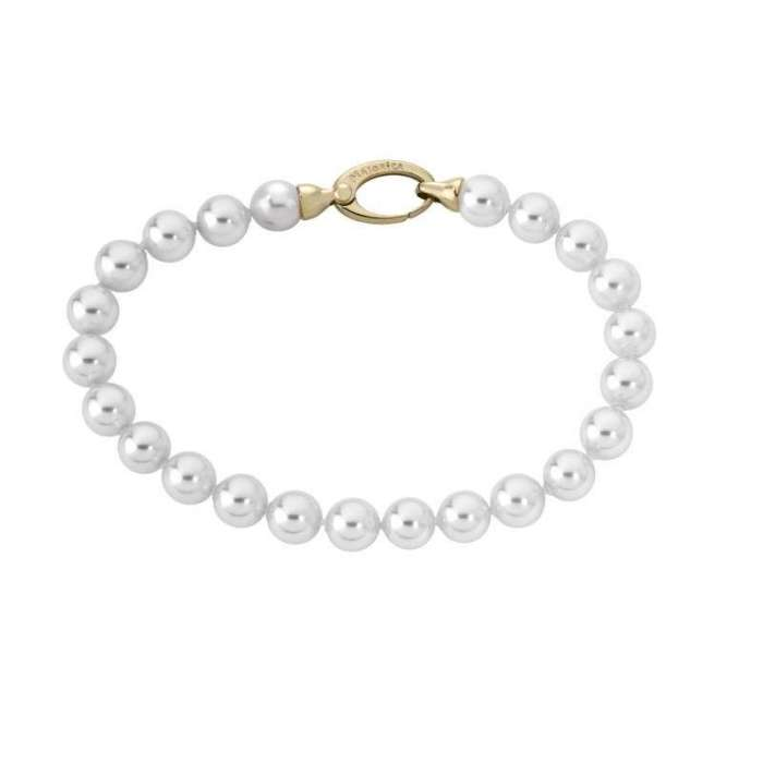 Bracelet Lyra. Golden