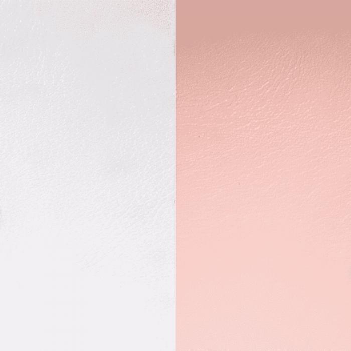 Banda de Piel Rosa claro/Gris claro