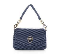 Tissa Fontaneda Shoulder bag Celebrity Blue Jeans