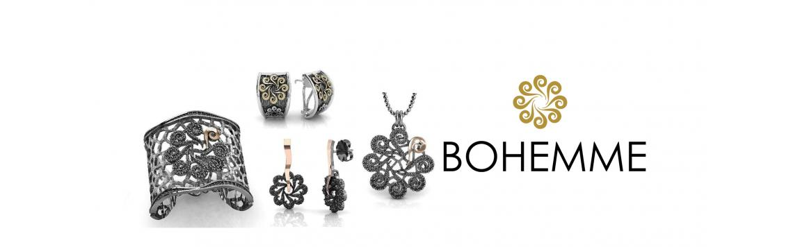 Bohemian Spirit Collection by Bohemme - Spanish Jewelry - Madrid