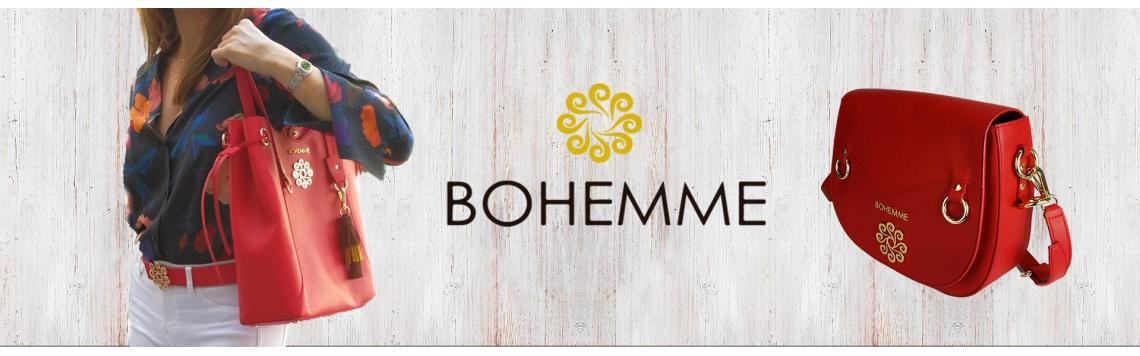 Bohemme Bags - Spanish leather goods