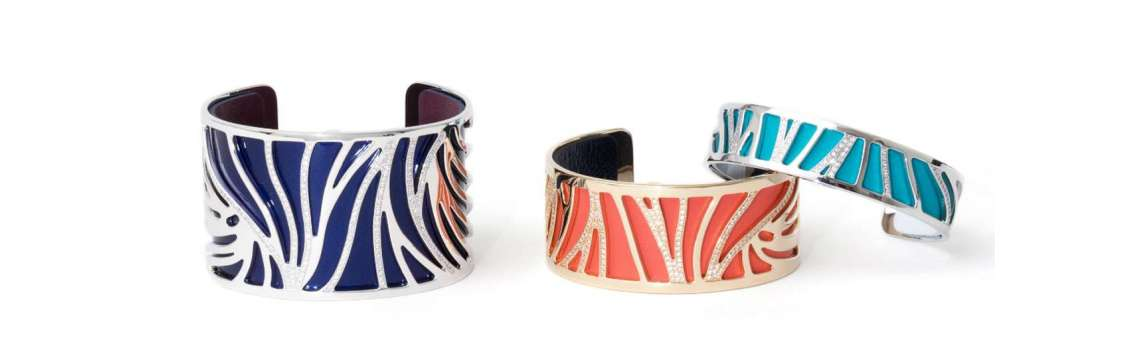 Perroquet Collection by Les Georgettes - French Jewelry