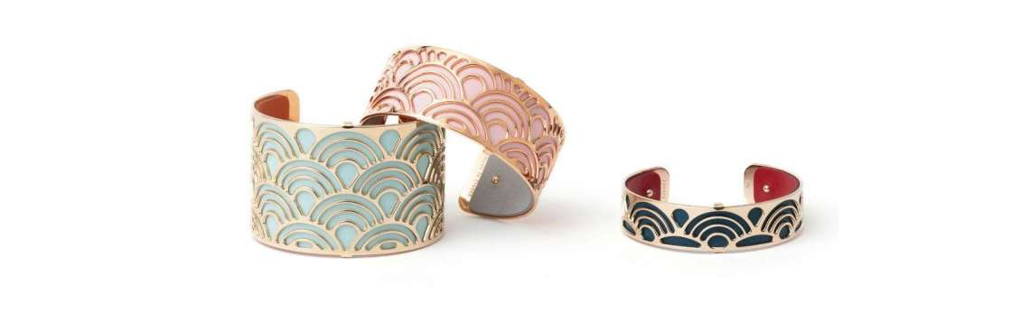 Les Georgettes Poisson Collection - French Jewelry - Arte-Joya