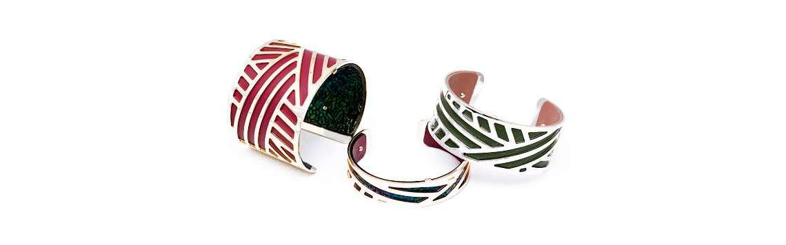 Les Georgettes Ruban Collection - French Jewelry - Arte-Joya